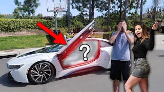 MY EX-GIRLFRIEND DID THIS TO MY CAR... *BEHIND MY BACK*