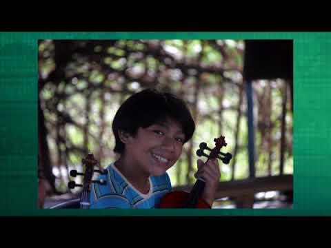 Projeto da UFMT transforma a vida de alunos; concerto homenageia Villa Lobos