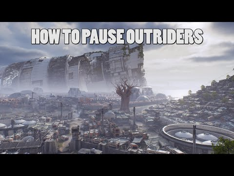 Outriders Solo Players Can Pause the Game If They Have an Nvidia GPU