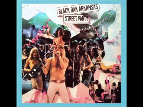 Black Oak Arkansas - Sting Me.wmv