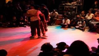 preview picture of video 'Régi vs Karim - 1/4 de final HipHop - Battle de Bondy 2014'