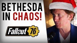 Bethesda's Fallout 76 Troubles Continue - Unfair Bans, Holiday Scam, Sales Leak & Nuka Bottle Mess!