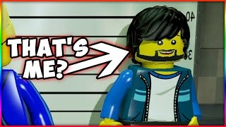 LEGO City Undercover - Create Myself In Game!