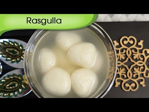 Rasgulla Recipe | Bengali Sweet Recipe | Holi Special Recipe | Ruchi Bharani