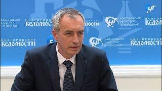 Представитель правительства озвучил последнюю кадровую информацию из детской областной больницы
