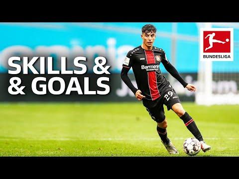 Kai Havertz • Magical Skills & Goals