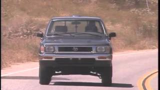 Toyota 4x4 Compact Pickup Xt 1994