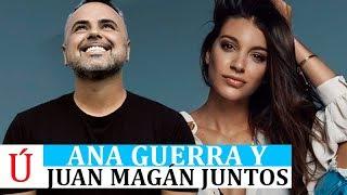 Ana Guerra desata la locura junto a Juan Magan con su single Ni La Hora tras Operación Triunfo 2017