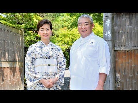 「ザ・リーダー」7月9日(日)放送 京都吉兆 徳岡 邦夫 社長