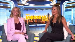 Jennifer Aniston and Reese Witherspoon on morning routines, breakfast and working out