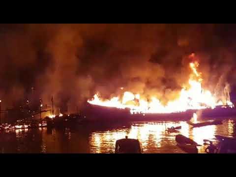 Explosão em Anori