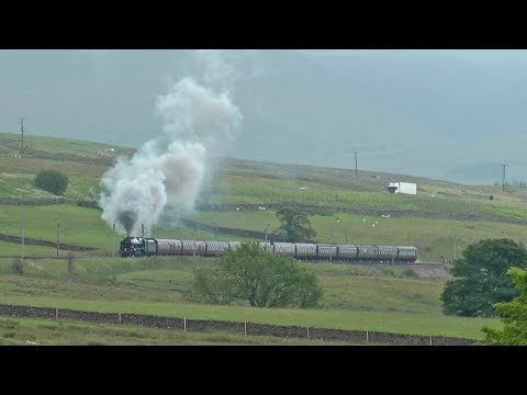 A compilation of Stanier Royal Scot class 4-6-0 46115 'Scots…