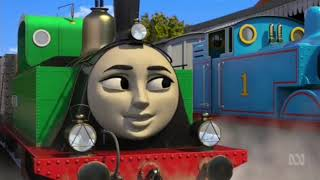 My Reaction to Thomas and Friends Season 23 #13: All Tracks Lead to Rome (Part 1) (D&D Part 1)