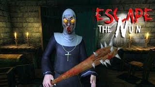 Новая Прокаченная Монахиня - Escape The Nun