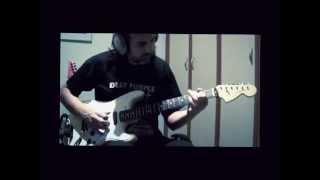DEEP PURPLE - Super trooper (guitar cover)