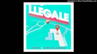 Llégale - Lunay Ft. Zion & Lennox