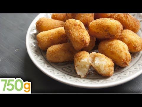 , title : 'Recette de Croquettes de pommes de terre - 750g