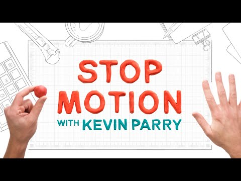 Stop Motion with Kevin Parry - online course - YouTube