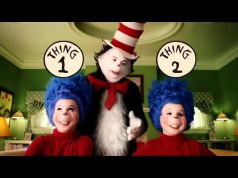Dr Seuss Cat Hat Movie Cast