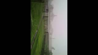 ураган  в глядене