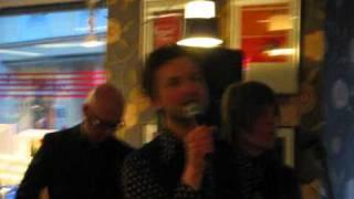 The Ark - Calleth You Cometh I (Acoustic) Live @ Folk å Rock in Malmö Sweden 24/2 2011