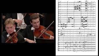 Beethoven Symphony No.5, Op.67 with Music Score -Thielemann