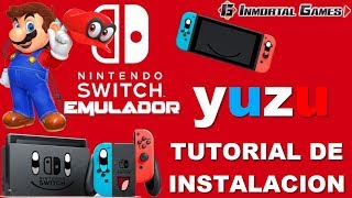 How To Install the Yuzu Switch Emulator WITHOUT Switch