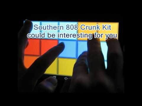 Video of Southern 808 Crunk Kit FREE