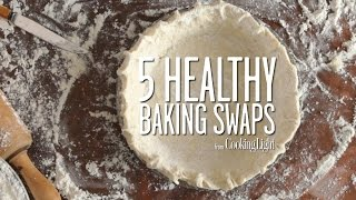 5 Healthy Baking Swaps   Healthy Eating   Cooking Light