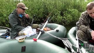 Отчеты о рыбалке река сеймер