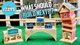 HELP!  WHAT DO I BUILD NEXT?!