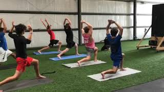 Yoga for Baseball Players at KineticPro Performance