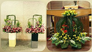 Modern Flower Arrangement And Most Amazing Beautiful Flower Home Decor Ideas