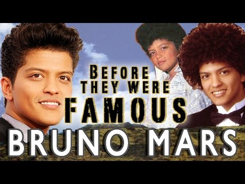 BRUNO MARS - Before They Were Famous Mp3