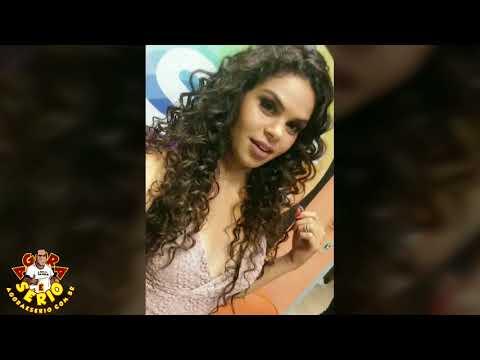 Amanda Nunes a Modelo de São Lourenço da Serra no SBT