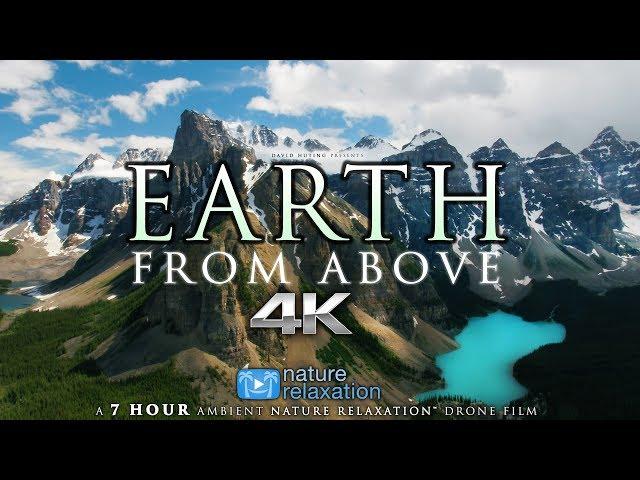 7 HOUR 4K DRONE FILM: