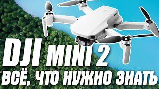 Квадрокоптер DJI Mini 2 (Mavic Mini 2) - все, что нужно знать! Лучший дрон? Лучше DJI Mavic Mini?