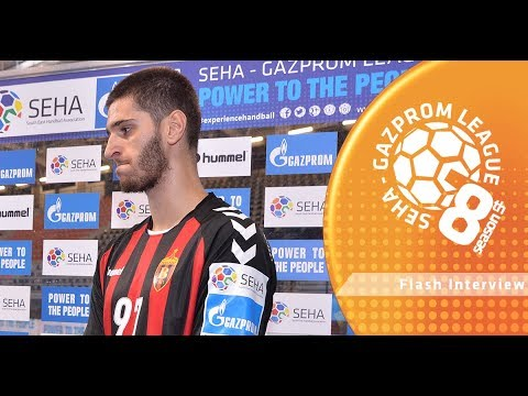 Flash interview: Vardar vs Vojvodina
