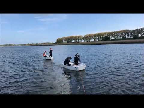 Szkółka żeglarska odcinek wakacyjny 1
