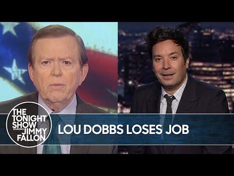 Tom Brady Wins Seventh Super Bowl, Lou Dobbs Loses Fox Show | The Tonight Show