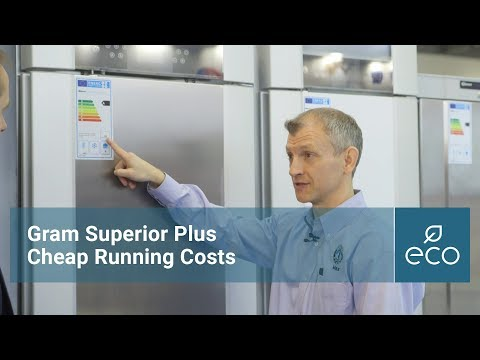 Gram Superior Plus Refrigerator. Just how cheap is it to run?