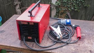 Download Video Homemade 200 Amp Arc Welder using Microwave Transformers MP3 3GP MP4