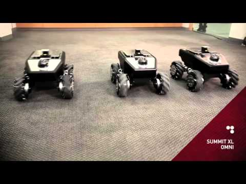 Robotnik se muestra en Focus Innova Pyme 2015