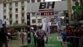 preview picture of video 'Video Resultados de la Triatlón de Zarautz 2013'
