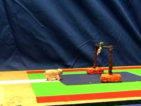 Olympiade der Tiere
