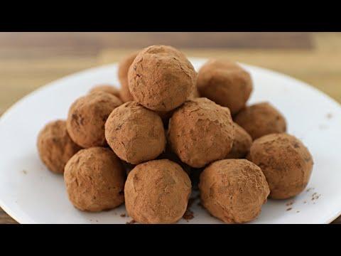 Nutella Truffles Recipe | How to Make Nutella Truffles