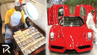 The Ridiculous Expensive Things Floyd Mayweather Owns
