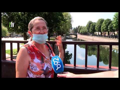 Vrećasta brana na Svrljiškom Timoku vraća stari sjaj centru Knjaževca