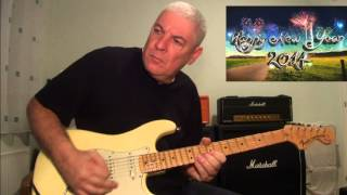 Jam with Ritchie Blackmore Style