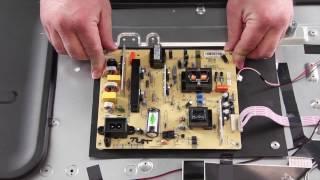 hitachi le55a6r9 le55a6r9a complete led tv repair parts kit see note rh shopjimmy com